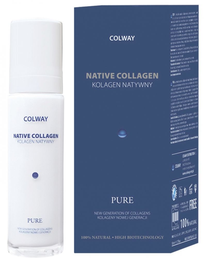 Colway NATIVE COLLAGEN PURE - Nativní Kolagen