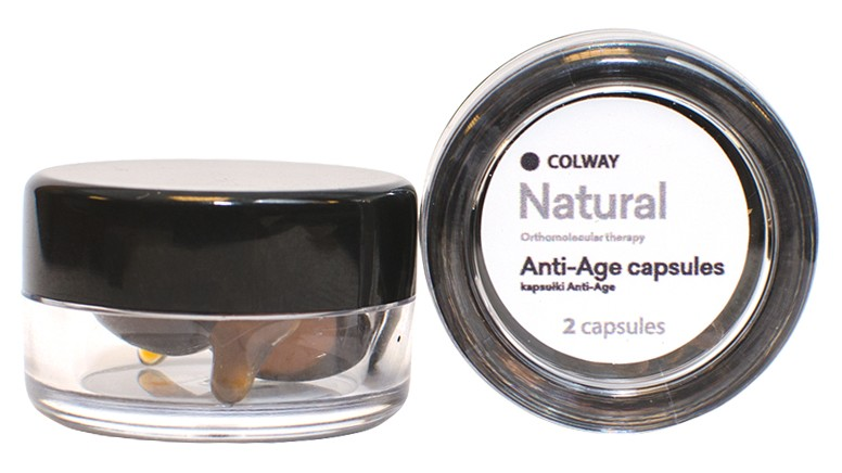 Colway Tester - Anti-Age capsules