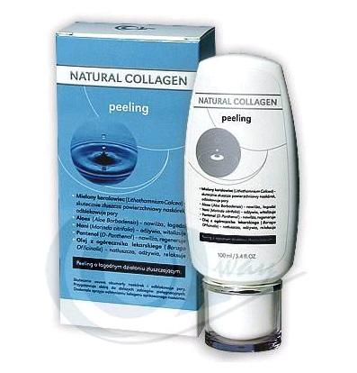 Colway - Mořský kolagenový peeling 100ml AKCE