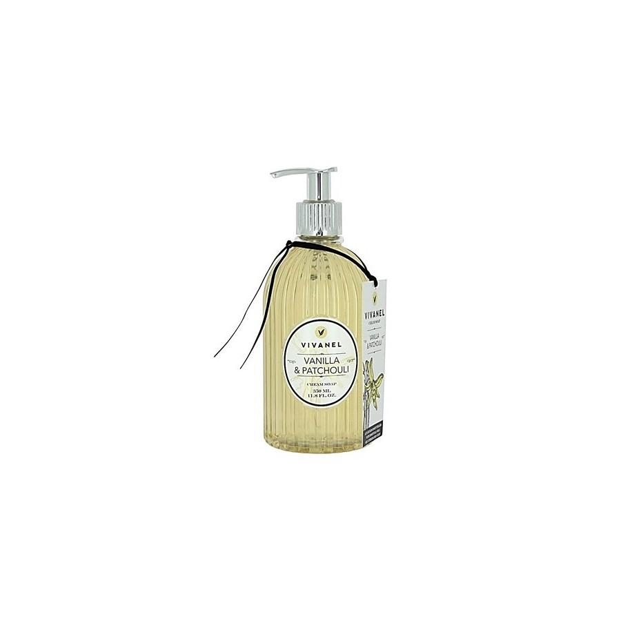 Tekuté mýdlo VIVANEL Vanilka a Patchouli - 350 ml