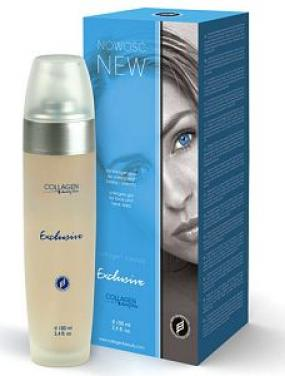 Collagen beauty - Exclusive 100ml pro omlazení pokožky - vrásky, jizvy, strie,
