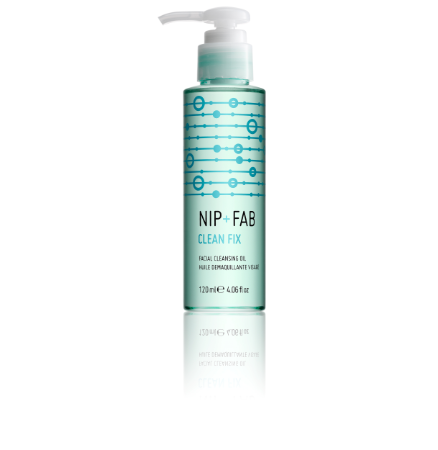 NIP AND FAB CLEAN FIX OIL odličuje + čistí pleť