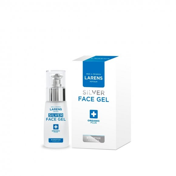 Larens Silver Face Gel 30ml