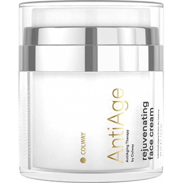 Omlazující krém na obličej ANTI AGE / Rejuvenating Face Cream