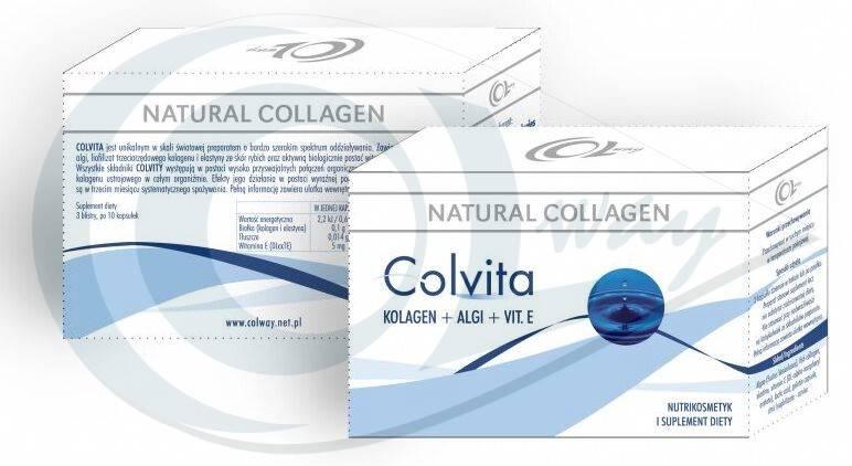 Colway Colvita - potravinový doplněk 60 kapslí