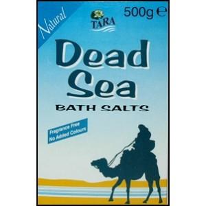 Koupelová sůl z mrtvého moře