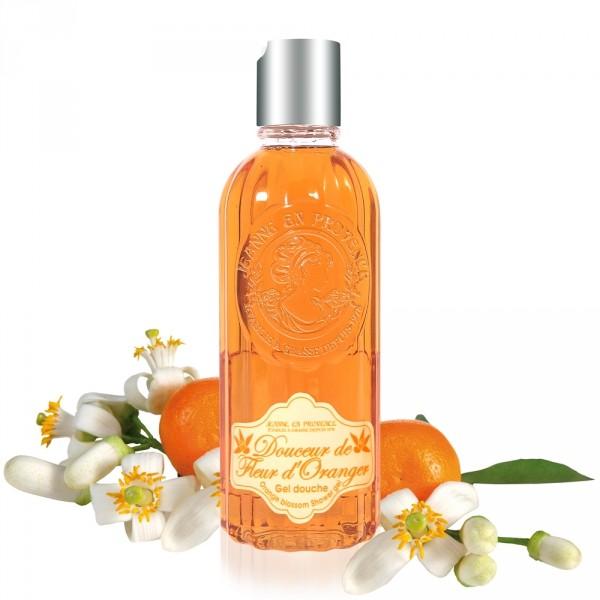Jeanne en Provence sprchový gel Fleur d'Oranger 250ml