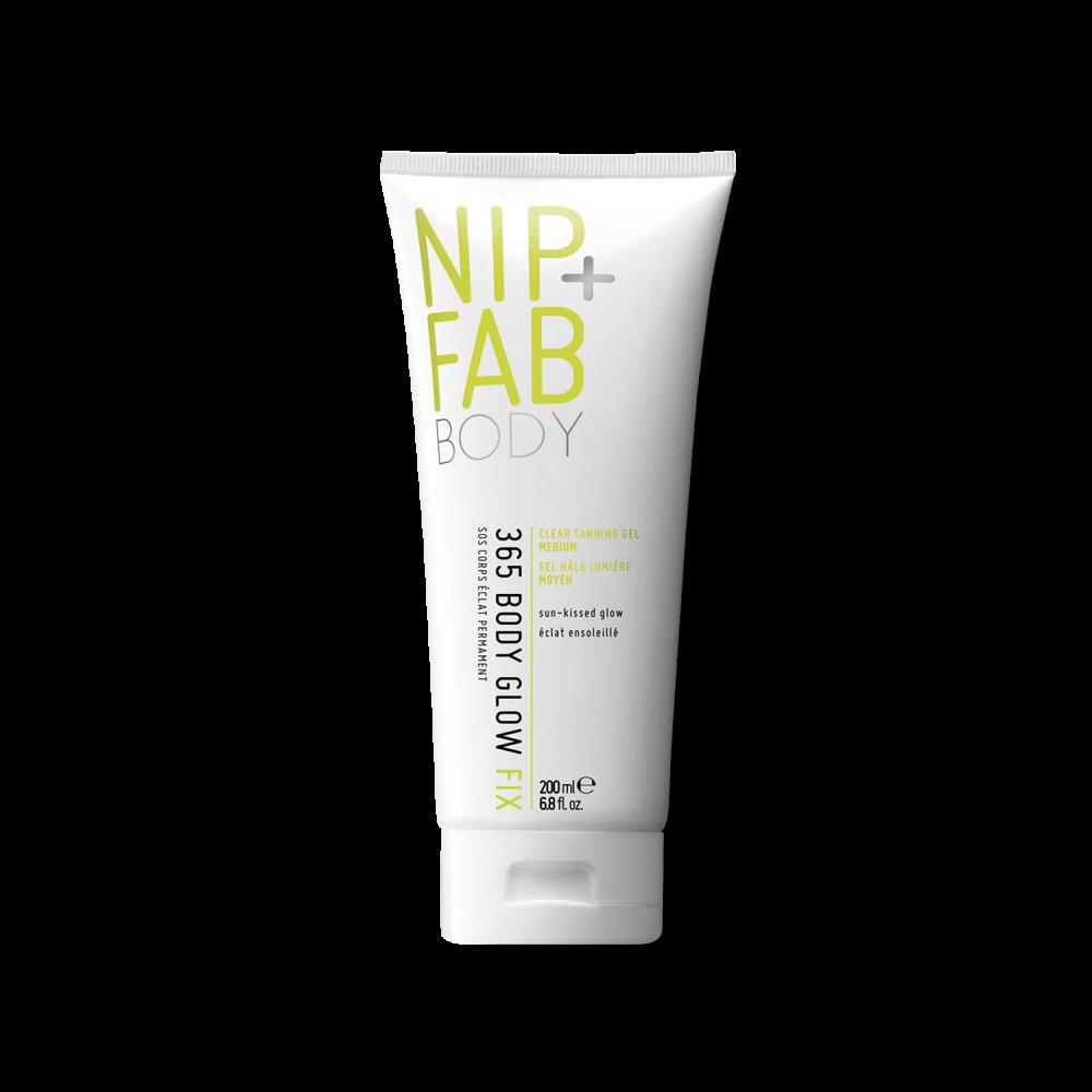 NIP AND FAB 365 body glow fix samoopalovací krém
