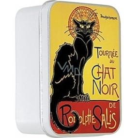 Le Blanc Růže - Chat Noir přírodní mýdlo tuhé v krabičce 100 g