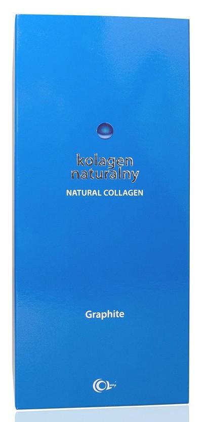 Colway kolagen GRAPHITE 200 ml velmi účinný na jizvy