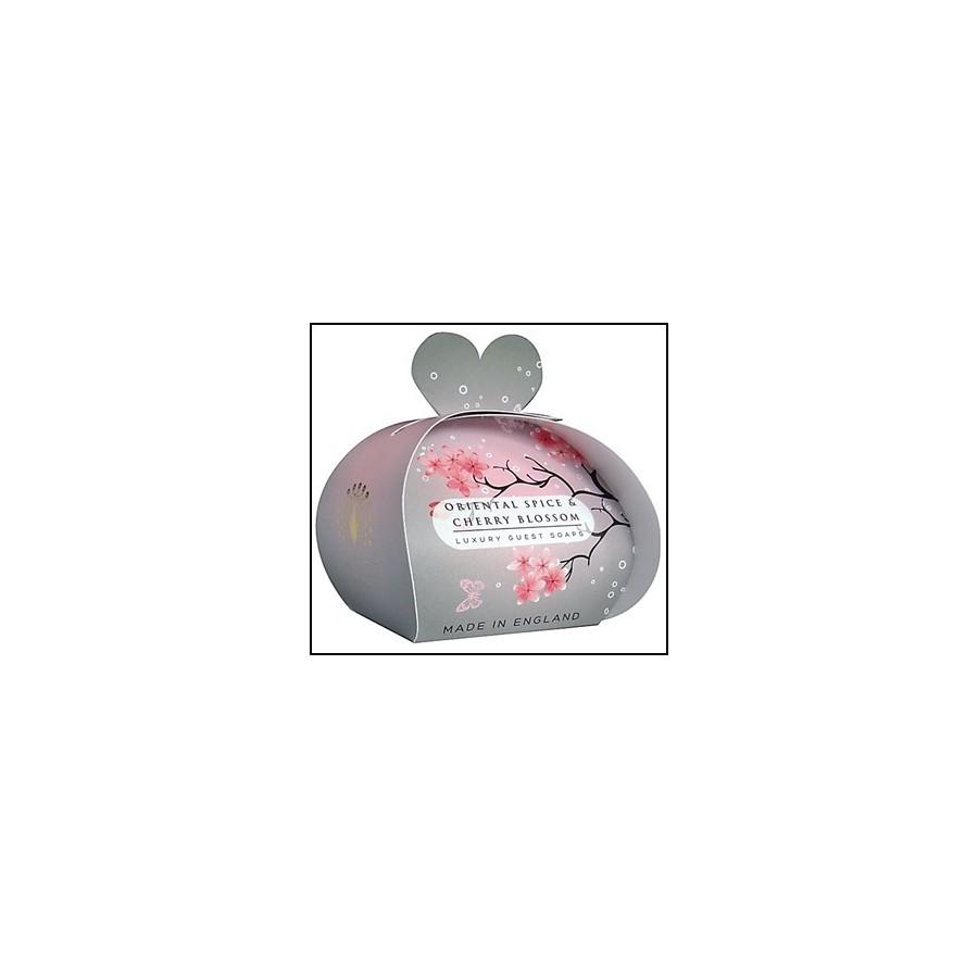 Anglické mýdlo Orientální koření a třešňový květ 60g