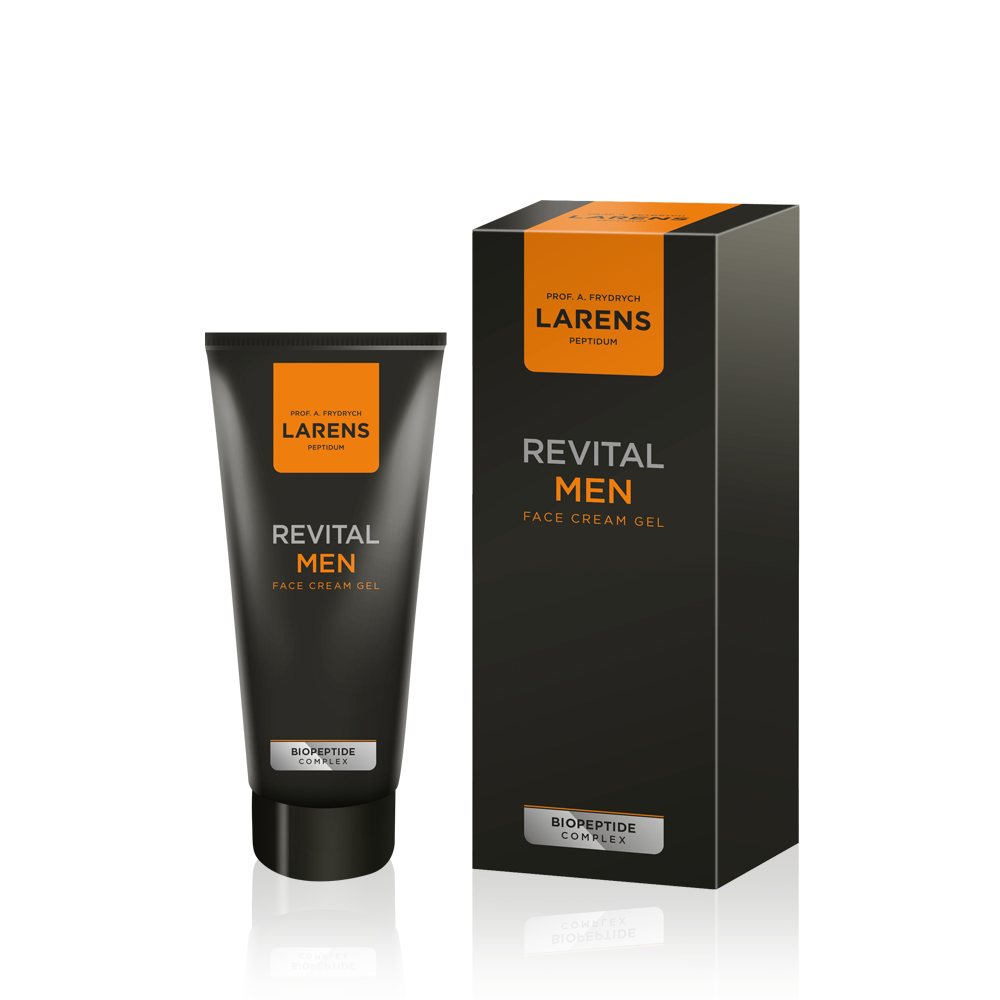 Revital Men Face Cream Gel 50 ml 1+1