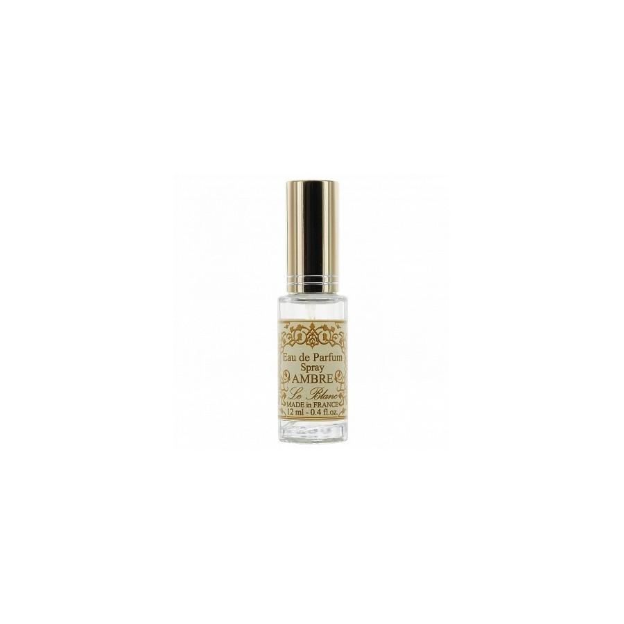 Le Blanc Eau de parfum spray Ambra - parfémovaná voda 12ml