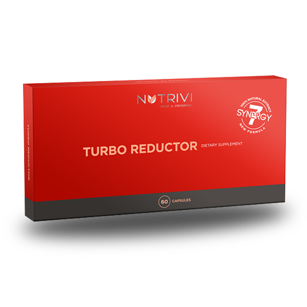 Turbo Reductor 60 ks na hubnutí