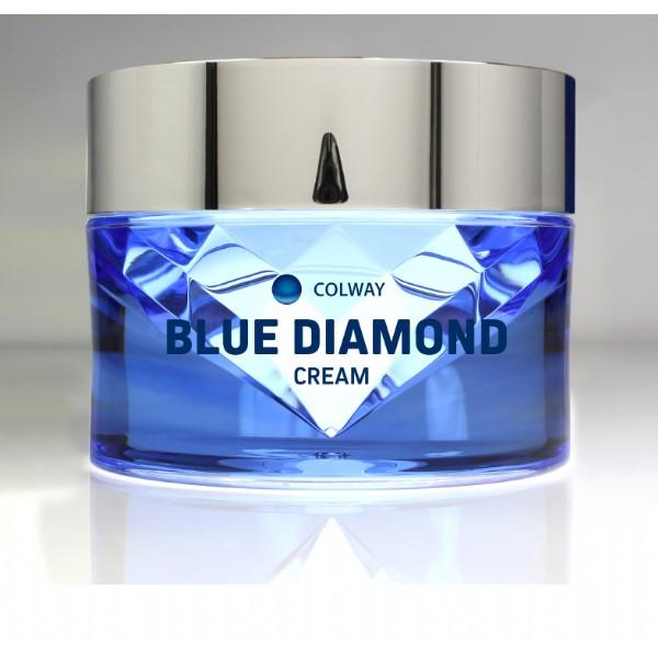 Colway krém modrý diamant