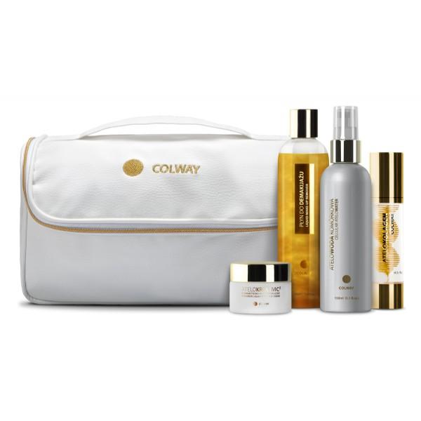 Elegantní kosmetická taška Colway