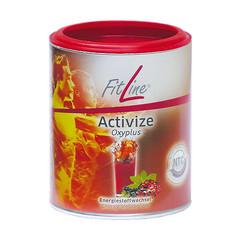 Fitline Activize oxyplus 1+1 AKCE! citron + černý rybíz
