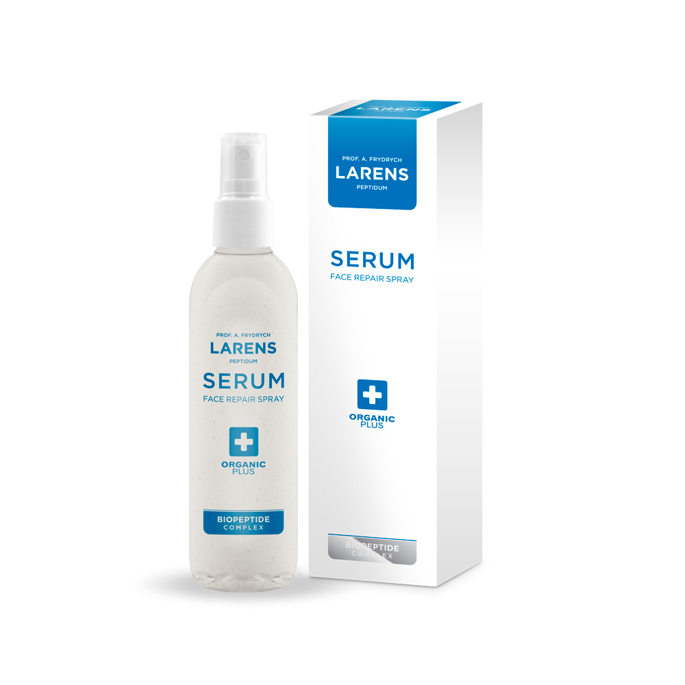 Larens peptidum serum Hair & Body Repair Spray 250 ml