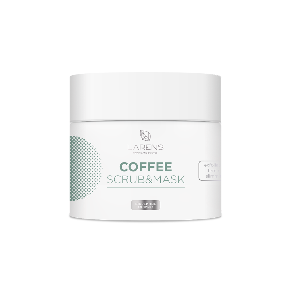 Larens Coffee Scrub Mask 200ml new