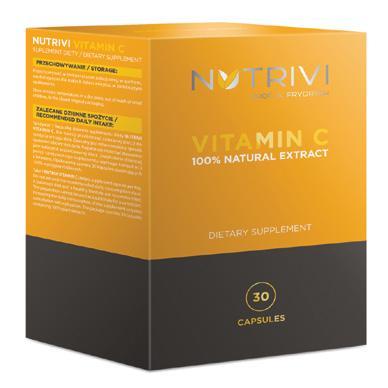 Nutrivi Vitamín C 100 ks