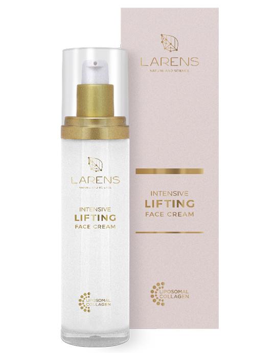 Larens Lifting face cream - krém proti vráskám 50ml 1+1 2ks