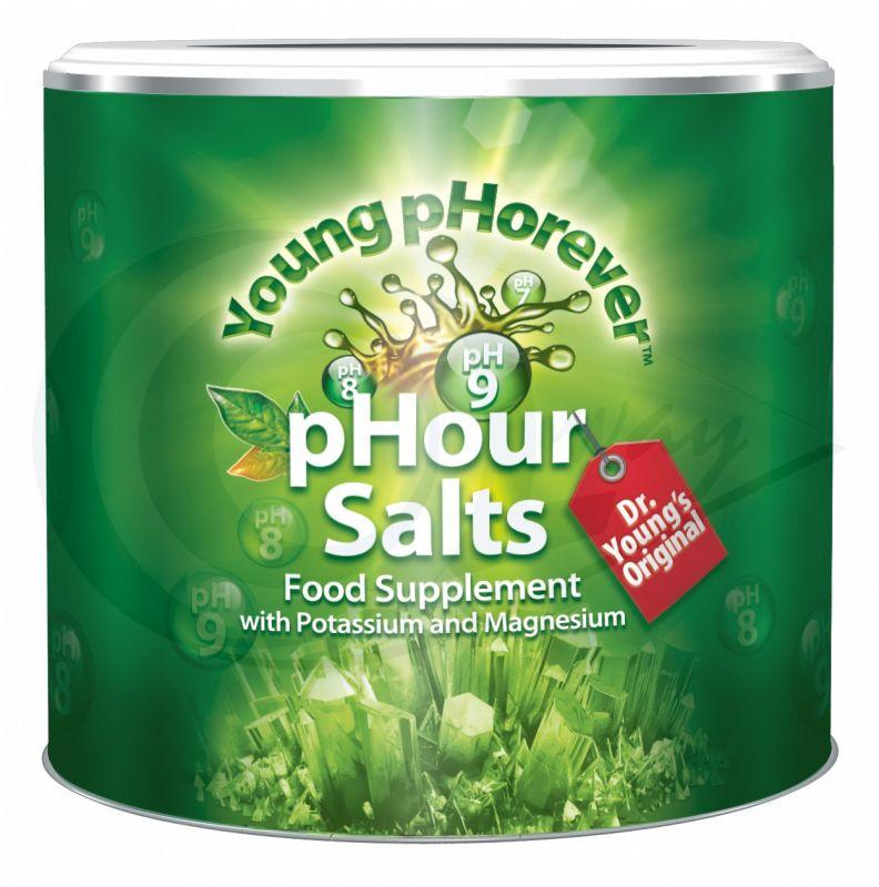 Potravinový doplněk Young pHorever - pHour Salts po expiraci
